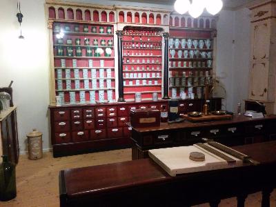 muzej zgodovine medicine in znano